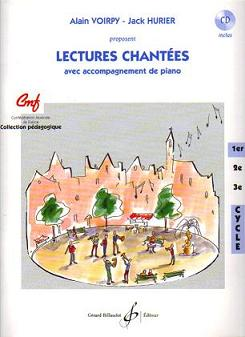 Lectures chantees
